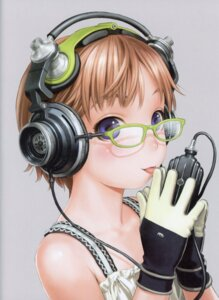 Rating: Safe Score: 15 Tags: headphones megane range_murata tagme User: Radioactive