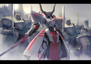 Rating: Safe Score: 23 Tags: mecha mordred_(fate) tagme User: NotRadioactiveHonest