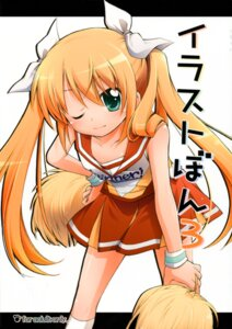 Rating: Safe Score: 19 Tags: cheerleader manami_tatsuya titokara_2nd_branch User: petopeto