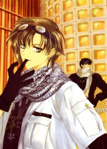 Rating: Safe Score: 3 Tags: clamp himura_rikuou kudou_kazahaya legal_drug male User: Share