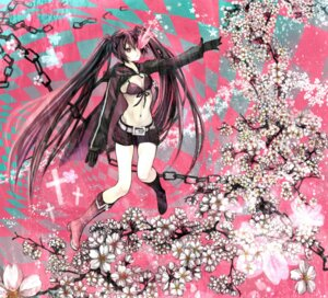 Rating: Safe Score: 9 Tags: anko_kinako black_rock_shooter black_rock_shooter_(character) vocaloid User: yumichi-sama