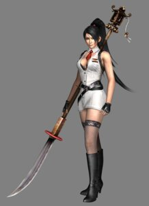 Rating: Safe Score: 28 Tags: bra cg cleavage dead_or_alive dress fishnets heels momiji_(ninja_gaiden) ninja_gaiden ninja_gaiden_3 pantsu see_through thighhighs weapon User: Yokaiou