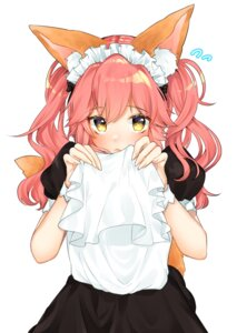 Rating: Safe Score: 42 Tags: animal_ears caster_(fate/extra) etto_eat fate/grand_order maid tail tamamo_no_mae User: Mr_GT