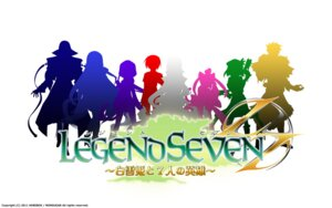 Rating: Safe Score: 3 Tags: legend_seven wallpaper User: maurospider