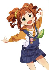 Rating: Safe Score: 29 Tags: nishigori_atsushi takatsuki_yayoi the_idolm@ster User: animeprincess
