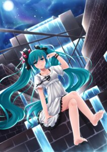 Rating: Safe Score: 34 Tags: dress hatsune_miku minami_suzaku vocaloid world_is_mine_(vocaloid) User: aihost