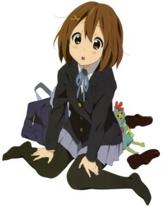 Rating: Safe Score: 13 Tags: hirasawa_yui jpeg_artifacts k-on! pantyhose seifuku User: acas