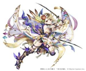 Rating: Safe Score: 3 Tags: heels kurokishi_to_shiro_no_maou nemusuke sword User: Dreista