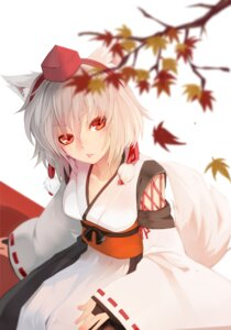 Rating: Safe Score: 36 Tags: animal_ears inubashiri_momiji settyaro tail touhou User: Mr_GT