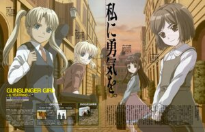 Rating: Safe Score: 11 Tags: angelica gunslinger_girl henrietta_(gunslinger_girl) rico_(gunslinger_girl) triela User: Radioactive