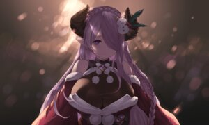 Rating: Safe Score: 36 Tags: cait christmas granblue_fantasy horns narumeia_(granblue_fantasy) no_bra pointy_ears possible_duplicate see_through User: charunetra