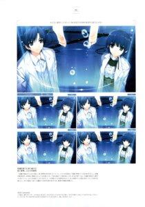 Rating: Questionable Score: 10 Tags: hasekura_airi misaki_kurehito ushinawareta_mirai_wo_motomete User: Twinsenzw