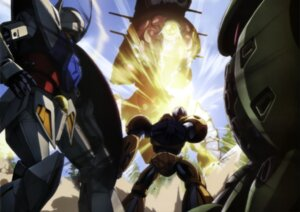 Rating: Safe Score: 3 Tags: gundam mecha sumo system_turn_a-99_turn_a_gundam turn_a_gundam User: drop