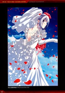 Rating: Safe Score: 16 Tags: dies_irae dress g_yuusuke himuro_rea light wedding_dress User: Hatsukoi