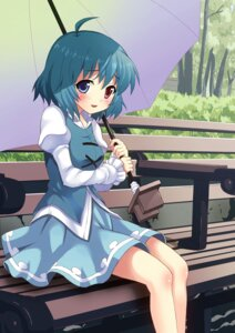 Rating: Safe Score: 19 Tags: heterochromia rasahan tatara_kogasa touhou User: Radioactive