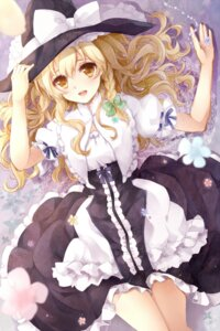 Rating: Safe Score: 65 Tags: kirisame_marisa puracotte touhou User: guziming