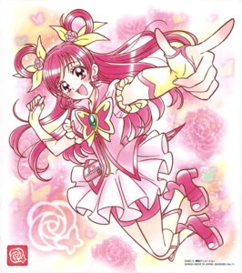 Rating: Questionable Score: 4 Tags: bike_shorts heels pretty_cure tagme yes!_precure_5 User: drop