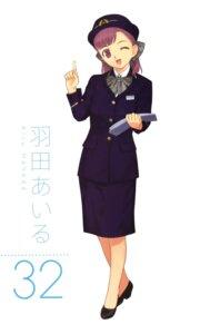 Rating: Safe Score: 5 Tags: detexted haheda_airu mibu_natsuki tetsudou_musume uniform User: Radioactive