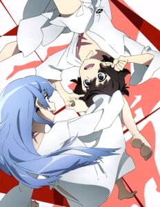 Rating: Questionable Score: 25 Tags: agata_katsuhira dress kiznaiver sozozaki_noriko yukata User: drop