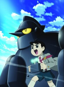 Rating: Safe Score: 2 Tags: male mecha tagme tetsujin_28-go User: Radioactive