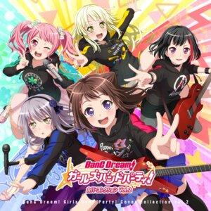 Rating: Safe Score: 20 Tags: bang_dream! disc_cover guitar heels minato_yukina mitake_ran pantyhose tagme thighhighs toyama_kasumi User: saemonnokami