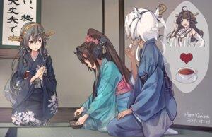 Rating: Safe Score: 15 Tags: haruna_(kancolle) himeyamato kantai_collection kimono kongou_(kancolle) musashi_(kancolle) yamato_(kancolle) User: Munchau