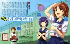 Rating: Safe Score: 2 Tags: houjou_ayano kawashima_minami miyagawa_chieko moshidora seifuku User: Radioactive
