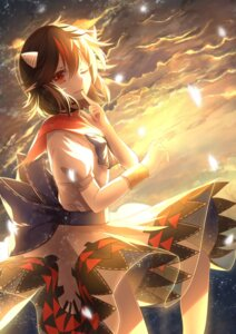 Rating: Safe Score: 32 Tags: 3000kojun dress horns kijin_seija see_through touhou User: charunetra