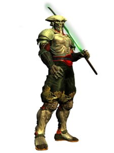 Rating: Safe Score: 5 Tags: armor japanese_clothes male soul_calibur sword tekken yoshimitsu User: Yokaiou