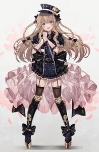 Rating: Questionable Score: 22 Tags: abandon_ranka midare_toushirou stockings thighhighs touken_ranbu trap weapon User: Dreista