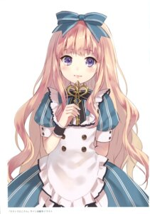 Rating: Safe Score: 52 Tags: dress fukahire_sanba last_chronicle ruinon User: Twinsenzw