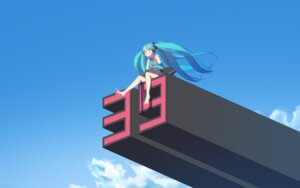 Rating: Safe Score: 29 Tags: feet hatsune_miku headphones syego tattoo vocaloid wallpaper User: charunetra