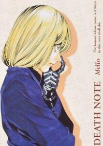 Rating: Safe Score: 6 Tags: death_note male mello obata_takeshi User: Umbigo