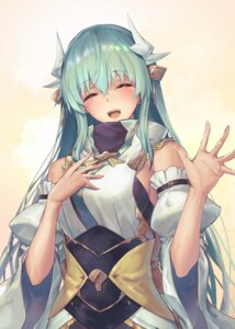 Rating: Safe Score: 24 Tags: fate/grand_order horns japanese_clothes kiyohime_(fate/grand_order) oukawa_yuu User: Mr_GT