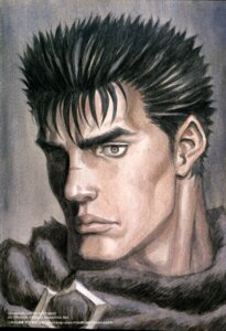 Rating: Safe Score: 2 Tags: berserk guts male miura_kentarou User: Radioactive