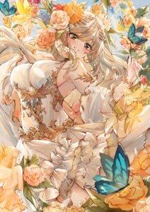 Rating: Safe Score: 27 Tags: dress fairy no_bra ryuuji_teitoku skirt_lift wings User: whitespace1
