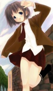 Rating: Safe Score: 8 Tags: mikazukimo seifuku User: fireattack