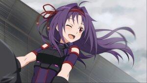 Rating: Safe Score: 30 Tags: armor konno_yuuki sword_art_online sword_art_online_fatal_bullet tagme User: FDSJKO