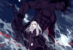 Rating: Safe Score: 18 Tags: fate/stay_night illyasviel_von_einzbern ted User: Nekotsúh