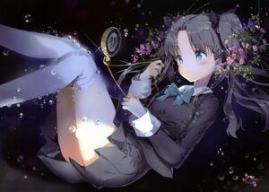 Rating: Safe Score: 161 Tags: anmi fate/stay_night fate/zero seifuku thighhighs toosaka_rin type-moon User: drop