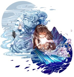 Rating: Safe Score: 18 Tags: deemo dress harrymiao little_girl masked_kady User: charunetra