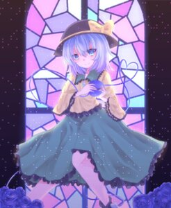 Rating: Safe Score: 9 Tags: komeiji_koishi touhou uyuu_(hirameki) User: tbchyu001