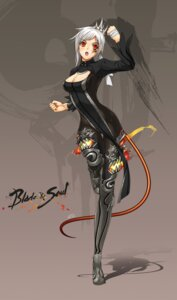 Rating: Safe Score: 64 Tags: armor blade_&_soul bodysuit cleavage midnight tail User: Recksio