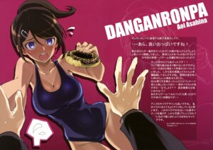 Rating: Safe Score: 42 Tags: asahina_aoi cleavage dangan-ronpa kurashima_tomoyasu swimsuits User: drop