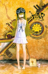 Rating: Safe Score: 38 Tags: bakemonogatari oshino_shinobu redjuice User: Radioactive