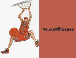Rating: Safe Score: 7 Tags: basketball inoue_takehiko slam_dunk User: 落油Я