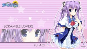 Rating: Safe Score: 30 Tags: aoi_yui aries scramble_lovers tagme User: SubaruSumeragi