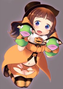 Rating: Questionable Score: 14 Tags: anthropomorphization doublas_m2 gigokku halloween loli nopan robot_girls_z thighhighs User: Mr_GT