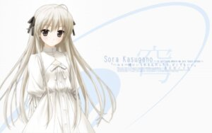 Rating: Safe Score: 36 Tags: hashimoto_takashi kasugano_sora wallpaper yosuga_no_sora User: admin2