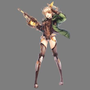 Rating: Questionable Score: 12 Tags: armor gun leotard thighhighs transparent_png unitia User: Radioactive
